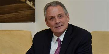 new general manager of the central bank in colombia